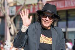 Dave Shelton-acteur, directeur, in de 115ste Jaarlijkse Gouden Draak Stock Foto
