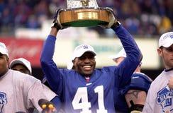 Dave Thomas, New York Giants Στοκ εικόνες με δικαίωμα ελεύθερης χρήσης
