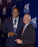 Dave Winfield and Nick Buoniconti Stock Image