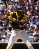 Dave Winfield san diego padres obrazy stock