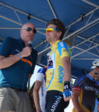 Dave Zabriske 2012 Amgen Tour of California Royalty Free Stock Photography