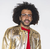 Daveed Diggs appears at 2017 Tribeca Film Festival. Actor and rap artist David Diggs arrives for the screening of the hit Netflix sitcom series, `Unbreakable Stock Images