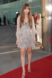 Daveigh Chase. At the season premiere of her HBO TV series Big Love at the Cinerama Dome, Hollywood. June 8, 2007  Los Angeles, CA Picture: Paul Smith / Royalty Free Stock Image