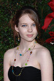 Daveigh Chase. Actress DAVEIGH CHASE at the Los Angeles premiere of Just Friends. November 14, 2005 Los Angeles, CA.  2005 Paul Smith / Featureflash Royalty Free Stock Images