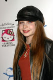 Daveigh Chase. At the launch of the Tarina Tarantino Hello Kitty Pink Head Collection, to benefit People For Children, Vida, Los Angeles, CA 11-13-03 Royalty Free Stock Images
