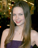 Daveigh Chase. FIREWALL Premiere Grauman's Chinese Theater Los Angeles, CA February 2, 2006 Royalty Free Stock Photos