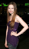 Daveigh Chase. HOLLYWOOD, CA - FEBRUARY 02, 2006: Daveigh Chase at the World premiere of 'Firewall' held at the Grauman's Chinese Theatre in Hollywood, USA on Royalty Free Stock Photo