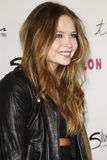 Daveigh Chase. LOS ANGELES - MAR 24:  Daveigh Chase arriving at the Nylon Magazine 12th Anniversary Issue Party at Tru Hollywood on March 24, 2011 in Los Angeles Royalty Free Stock Photos