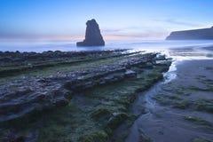 Free Davenport Beach Sunset Stock Photos - 29745743