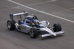 Davey Hamilton 11 Indianapolis 500 Pole Tag 2011 Lizenzfreie Stockfotografie