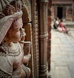 Davi Durga stock photo