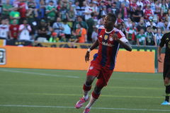 David Alaba Images libres de droits