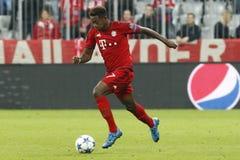 David Alaba Bayern Munich Royalty Free Stock Photography