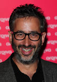 David Baddiel Royalty Free Stock Photo