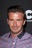 David Beckham foto de stock