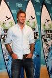 David Beckham image stock