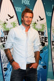 David Beckham Royalty Free Stock Photography