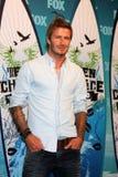 David Beckham Fotografia de Stock Royalty Free