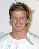 David Beckham Stockbilder