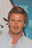 David Beckham Royaltyfria Foton