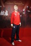 David Beckham Fotos de archivo libres de regalías