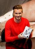 David Beckham Royaltyfria Foton