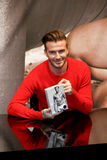David Beckham Stock Foto's