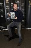 David Beckham. Launches his new book '' at Waterstones, London. 19/12/2013 Picture by: Henry Harris / Featureflash Stock Image