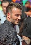 David Beckham imagenes de archivo