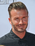 David Beckham lizenzfreies stockbild