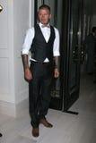 David Beckham, Gordon Ramsay lizenzfreies stockbild