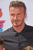 David Beckham Royalty Free Stock Image