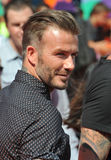 David Beckham Stock Images