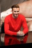 David Beckham Royalty Free Stock Photography