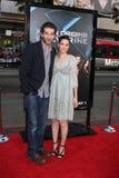 David Benioff,Amanda Peet Stock Photo