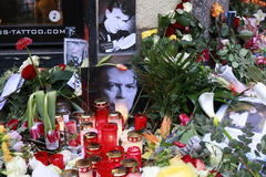 David Bowie Lizenzfreie Stockbilder