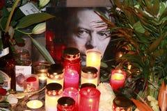 David Bowie Lizenzfreies Stockbild