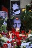 David Bowie Stockbild