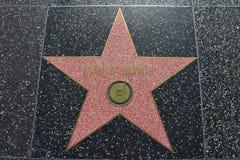 David Bowie gwiazda przy Hollywood spacerem sława zdjęcie royalty free
