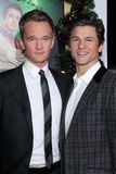 David Burtka, Neil Patrick Harris Royalty Free Stock Photography