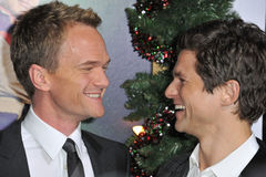 David Burtka, Neil Patrick Harris Stock Photography