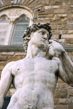 David By Michelangelo Royalty Free Stock Image
