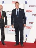 David Cameron Fotografia Royalty Free