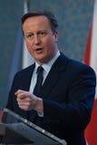 David Cameron Fotografie Stock