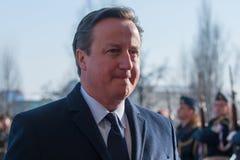 David Cameron Stock Photo