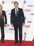 David Cameron Royalty Free Stock Photography