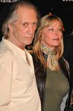 David Carradine,Bo Derek Stock Photos