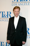 Jerry Bruckheimer,David Caruso Royalty Free Stock Photos