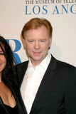 David Caruso,Jerry Bruckheimer Royalty Free Stock Photo