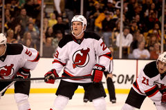 David Clarkson New Jersey Devils Royalty Free Stock Images